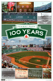Red Sox - Fenway 100th Poster