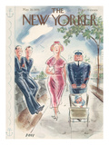 The New Yorker Cover - May 20, 1939 Regular Giclee Print by Leonard Dove