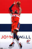 Wizards - J Wall 2011 Posters