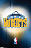 Nuggets - Logo 2011 Poster