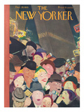 The New Yorker Cover - December 28, 1935 Regular Giclee Print by William Cotton