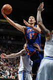 New York Knicks v Minneapolis Timberwolves, Minneapolis, MN, Feb 11: Jeremy Lin Photographic Print by David Sherman
