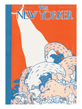 The New Yorker Cover - August 1, 1925 Premium Giclee Print by Garrett Price