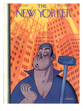 The New Yorker Cover - July 20, 1929 Regular Giclee Print by Leonard Dove