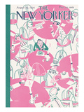 The New Yorker Cover - August 29, 1925 Premium Giclee Print by Garrett Price