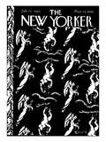 The New Yorker Cover - July 11, 1925 Regular Giclee Print by Bertrand Zadig