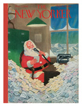 The New Yorker Cover - December 11, 1948 Regular Giclee Print by William Cotton