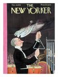The New Yorker Cover - November 18, 1933 Regular Giclee Print by Abner Dean