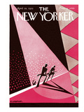 The New Yorker Cover - April 18, 1925 Regular Giclee Print af H.O. Hofman