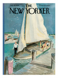 The New Yorker Cover - July 22, 1950 Giclee Print by Garrett Price