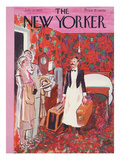 The New Yorker Cover - July 15, 1933 Regular Giclee Print by Garrett Price
