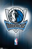 Mavericks Logo 2011 Prints