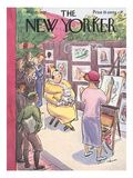 The New Yorker Cover - May 29, 1937 Regular Giclee Print by Helen E. Hokinson