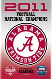 BCS National Champion 2011 Posters