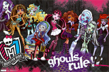 Monster High - Ghouls Rule Prints