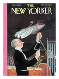 The New Yorker Cover - November 18, 1933 Premium Giclee Print by Abner Dean
