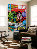 Tales To Astonish 77 Cover: Hulk, Banner and Bruce Posters by John Romita Sr.