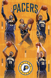 Pacers - Team 2011 Prints