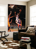 New York Knicks v Los Angeles Lakers, New York, NY, Feb 10: Iman Shumpert Wall Mural