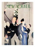 The New Yorker Cover - April 20, 1935 Giclee Print by William Cotton
