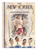 The New Yorker Cover - November 16, 1935 Giclee Print by Leonard Dove