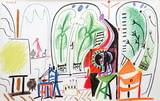 Carnet de Californie 31 Collectable Print by Pablo Picasso