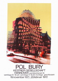 Expo Hannover Collectable Print by Pol Bury