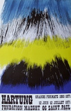 Expo Fondation Maeght Collectable Print by Hans Hartung