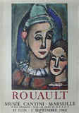 Expo Musée Cantini Collectable Print by Georges Rouault