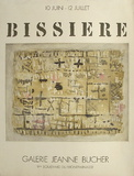 Expo Galerie Jeanne Bucher Collectable Print by Roger Bissiere