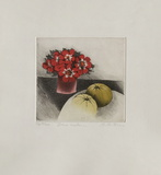 Deux Melons Collectable Print by Annapia Antonini