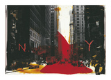 New-York 02 Limited Edition by Tony Soulie