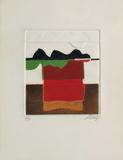 Architecture I Limited edition van Bertrand Dorny