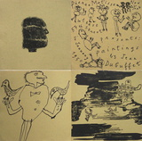 Catalogue Pierre Matisse Collectable Print by Jean Dubuffet