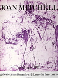 Expo Galerie Jean Fournier Collectable Print by Joan Mitchell