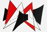 Dlm141 - Stabiles II Collectable Print by Alexander Calder