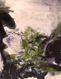 Composition 211 Collectable Print by Zao Wou-ki
