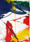 Paul Jenkins - Série Mourlot IV Prémiové edice