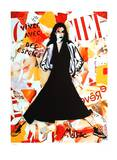 Vivre Avec Des Espoirs Collectable Print by  Miss.Tic