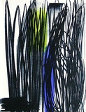 Composition Pour Xx&#232;me Si&#232;cle Collectable Print by Hans Hartung