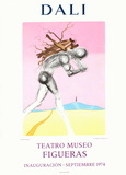 Teatro Museo Figueras 9 Collectable Print by Salvador Dalí