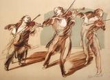 Musique de chambre II Limitierte Auflage von Claude Weisbuch