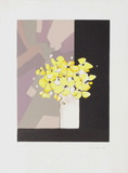 Bouquet III Collectable Print by André Vigud