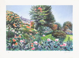 Giverny, la maison de Monet Limited Edition by Rolf Rafflewski