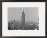 New York City In Winter VII Framed Photographic Print