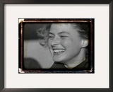 Ingrid Bergman Framed Photographic Print