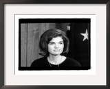 Jackie Kennedy III Framed Photographic Print