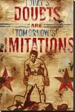 Rodney White - Veliká mysl, The Mind Of Greatness, Muhammad Ali (text vangličtině) Reprodukce na plátně