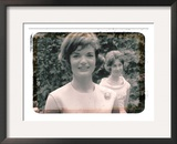 Jackie Kennedy I Framed Photographic Print