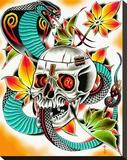 Key Master Stretched Canvas Print by Tyler Bredeweg